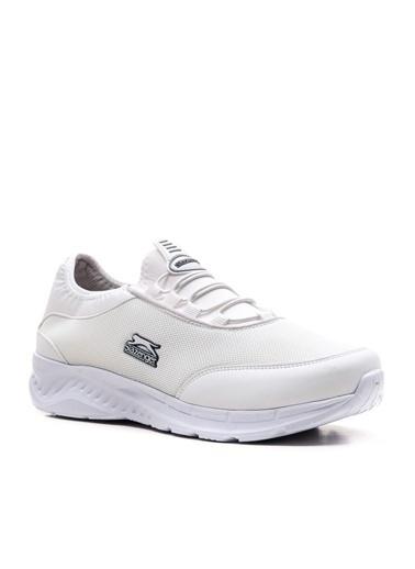 Slazenger Pasha Erkek Koşu Ayakkabısı Beyaz